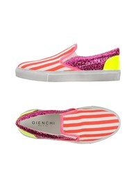 Gienchi Footwear Low Tops And Trainers Women Red