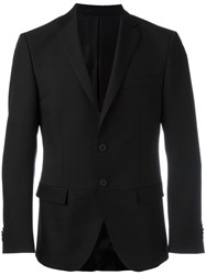 Hugo Boss Button Up Blazer Black