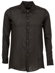 The Viridi Anne The Viridi Anne Classic Shirt Black