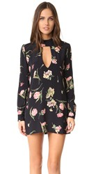 Flynn Skye Leah Mini Dress Night Bloom