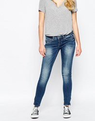 Blend She Glow Gully Jeans Mediumlightdenim