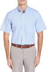 Nordstrom Men's Big And Tall Men's Shop Smartcare Tm Gingham Sport Shirt