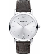 Montblanc 108770 Star Classique Stainless Steel Watch