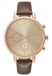 New Look Lucy Watch Brown