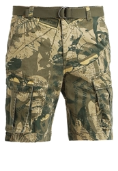Your Turn Shorts Olive Brown