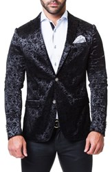 Maceoo Descartes Dinner Jacket Black