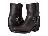 Frye Harness 8R Black Washed Oiled Vintage Women's Pull On Boots