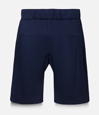 Christopher Kane Scuba Frame Shorts Blue