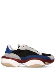 Puma Select Alteration Sneakers Black Blue Red