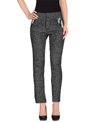 Soho De Luxe Casual Pants Grey