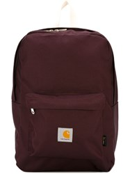 Carhartt 'Watch' Backpack Red