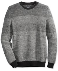 American Rag Men's Ombre Sweater Only At Macy's Deep Black