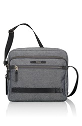 Tumi 'Dalston Clifton' Crossbody Bag Masonry Grey