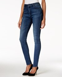 Nanette By Nanette Lepore Gramercy High Rise Skinny Empress Wash Jeans