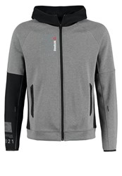 Reebok Quik Tracksuit Top Grey