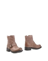 Manufacture D'essai Ankle Boots Grey