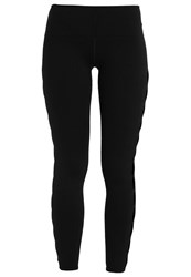 Lorna Jane Quick Start Tights Black