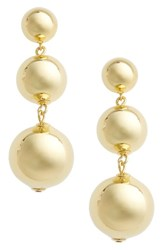 Kate Spade Women's New York Golden Girl Bauble Drop Earrings