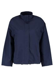 Filippa K Aiden Summer Jacket Night Dark Blue