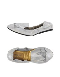 Cocorose London Loafers Grey