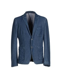 Brian Dales Suits And Jackets Blazers Men Blue