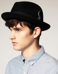 Bailey Of Hollywood Tino Trilby Black