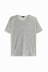 Joseph Cashair T Shirt Grey