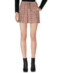 Maison Scotch Mini Skirts Pink