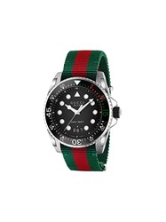 Gucci Dive Watch Green