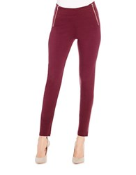 Jessica Simpson Heathered Ponte Knit Leggings