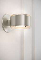 Holtkoetter 8520 Quergedacht Wall Sconce Silver