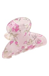 France Luxe 'Mini Couture' Jaw Clip Tatem Pink