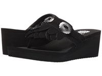 Yellow Box Katana Black Women's Sandals