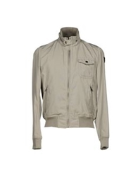19.70 Nineteen Seventy Jackets Light Grey