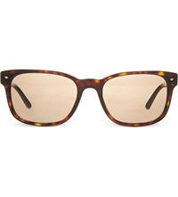 Emporio Armani Ar8049 Rectangular Sunglasses 502653Brown