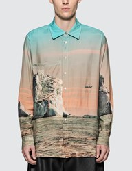 Ambush Iceberg Print Shirt Multicolor