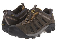 Keen Voyageur Raven Bronze Mist Men's Shoes Black