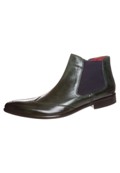 Melvin And Hamilton Toni Boots Classic Forest El. Navy Dark Green