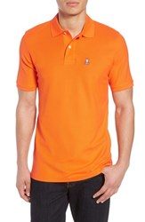 Psycho Bunny Classic Pique Polo Ethereal