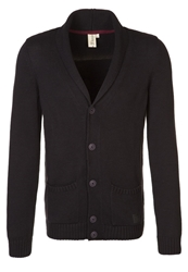 Tom Tailor Denim Cardigan Black