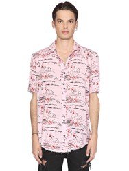 Mauna Kea Exotic Printed Viscose Shirt