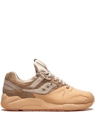 Saucony Grid 9000 Sneakers Orange