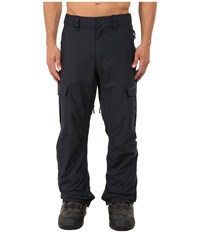 Quiksilver Mission Shell Snow Pants Anthracite Men's Casual Pants Pewter