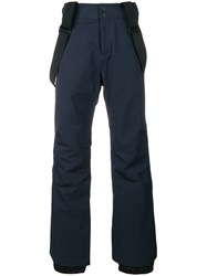 Rossignol Course Ski Trousers Blue