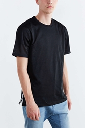 The Narrows Side Zip Mesh Box Fit Tee