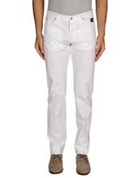 Nichol Judd Trousers Casual Trousers Men White