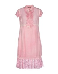 Pink Memories Dresses Knee Length Dresses Women