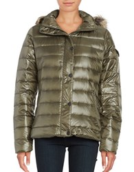 Marmot Hailey Quilted Jacket Deep Olive