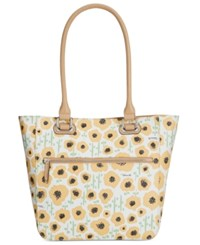 Tignanello Perfect Pocket Medium Tote Canary Pop