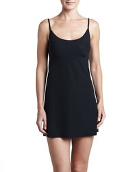 Commando Mini Camisole Slip Black